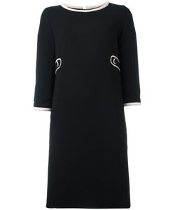 Goat | Wilder Dress 10 Wool/Acetate/Polyester