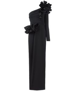 Dsquared2 | Colby Gown 44 Polyester/Viscose/Acetate/Silk