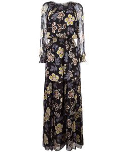 Tory Burch | Indie Maxi Dress 6 Polyester/Silk