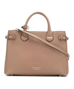 Burberry | House Check Tote Bag Calf Leather/Cotton