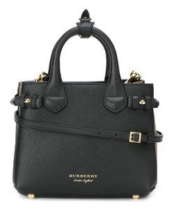 Burberry | House Check Tote Bag Calf Leather/Metal/Cotton