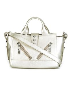 Kenzo | Kalifornia Shoulder Bag Nylon/Cotton/Leather