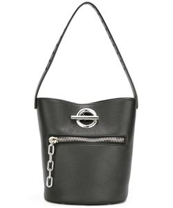 Alexander Wang | Riot Bucket Tote Calf Leather/Metal Other