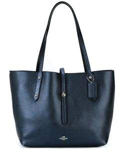 COACH | Large Double Straps Tote Leather