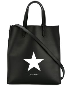Givenchy | Star Print Tote Bag Calf Leather