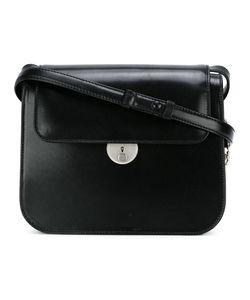 Maison Margiela | Structured Shoulder Bag Calf Leather/Polyurethane/Cotton/Polyester