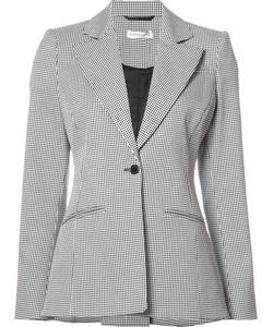 Altuzarra | Checked Blazer 42 Cotton