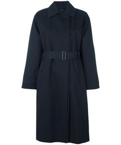 SYSTEM | Classic Trench Coat Small Cotton