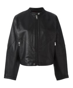 Diesel | Tauri Dant Jacket Medium Leather/Rayon/Polyester