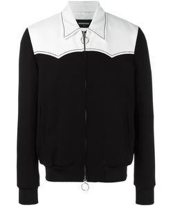 Dsquared2 | Western Bomber Jacket 46 Viscose/Polyester