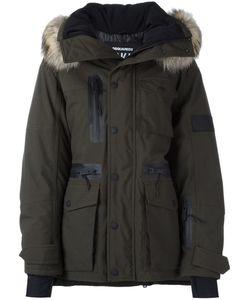 Dsquared2 | Ski Fur Trim Parka 40 Polyamide/Polyester/Racoon Fur