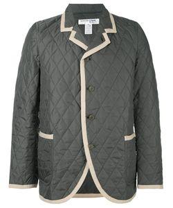 Comme Des Garçons Shirt Boy   Quilted Jacket Large Nylon/Polyester Comme Des Garçons Shirt