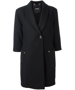 Diesel | Milagros Coat Large Cotton/Polyester/Acrylic/Polyester
