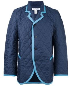 Comme Des Garçons Shirt Boy   Quilted Blazer Large Nylon/Polyester Comme Des Garçons Shirt