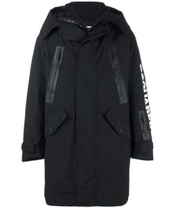 Dsquared2 | Ski Technical Down Parka 44 Polyamide/Polyester/Feather Down