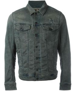 Diesel | Front Pockets Denim Jacket Small Cotton/Polyester/Spandex/Elastane