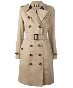 Burberry   Classic Trench Coat 6 Cotton/Viscose/Lamb Skin