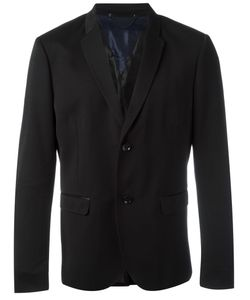 Diesel | Button Up Blazer 48 Polyester/Viscose/Cotton/Viscose