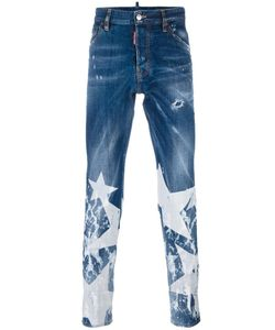 Dsquared2 | Cool Guy Big Star Jeans 50 Polyester/Cotton/Spandex/Elastane