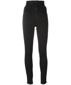 Diesel | Skinzee Corset Jeans 24/32 Cotton/Polyester/Spandex/Elastane