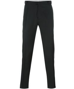 Dsquared2 | Dropped Crotch Tailored Trousers 46 Silk/Virgin Wool