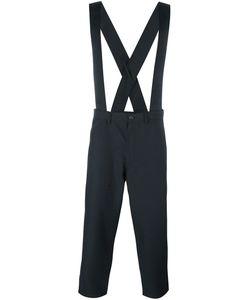 Comme Des Garçons Shirt Boy   Cropped Salopette Large Polyester/Wool Comme Des Garçons Shirt