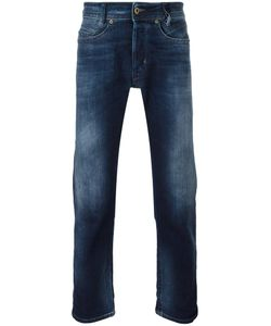 Diesel | Gradient Detail Slim-Fit Jeans 31/30 Cotton/Polyester/Spandex/Elastane