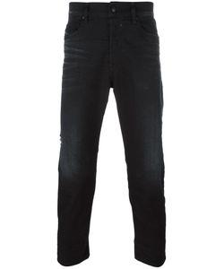 Diesel | Classic Cropped Jeans 29/30 Cotton/Spandex/Elastane