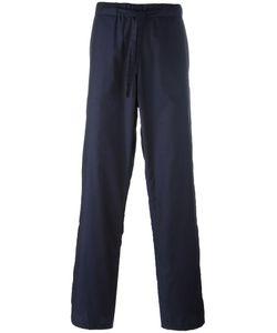 THE WHITE BRIEFS | Crash Trousers Medium Cotton