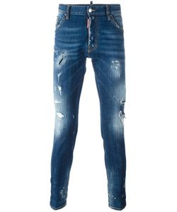Dsquared2 | Cool Guy Distressed Jeans 50 Cotton/Spandex/Elastane