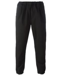 Mcq Alexander Mcqueen | Tapered Trousers 44 Cotton/Spandex/Elastane