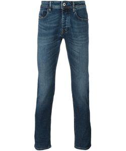Diesel Black Gold | Classic Straight-Leg Jeans 29 Cotton/Spandex/Elastane