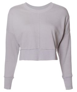 Daniel Patrick | Cropped Sweatshirt Xs Cotton