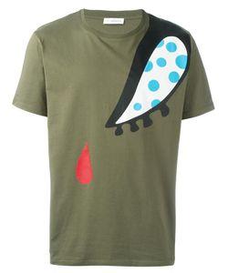 J.W. Anderson | J.W.Anderson Doll Eye Motif T-Shirt Xl Cotton