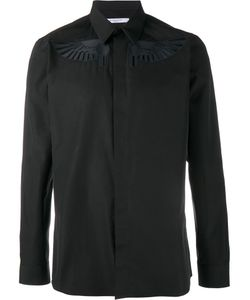 Givenchy | Wing Embroidered Shirt 41 Cotton/Viscose