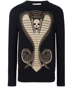Givenchy | Cobra Knitted Jumper Xs Cotton
