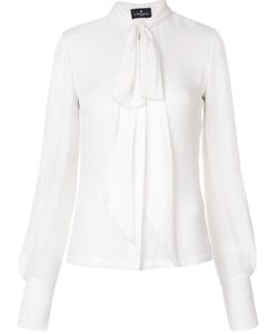 J. Mendel | Split Sleeve Blouse 4 Silk