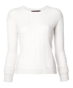 SIES MARJAN   Cable Knit Jumper Xs Cashmere
