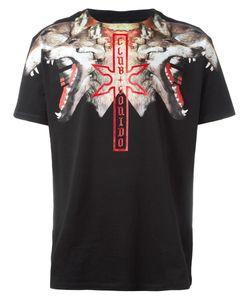 MARCELO BURLON COUNTY OF MILAN   Victor T-Shirt Xxs Cotton/Polyester
