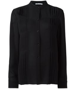 T By Alexander Wang | Pleated Blouse 4 Silk