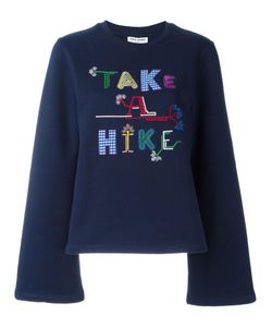 Opening Ceremony | Take A Hike Sweatshirt Small Cotton