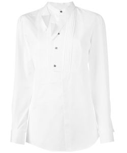 Dsquared2 | Angular Bowtie Bib Shirt 44 Cotton