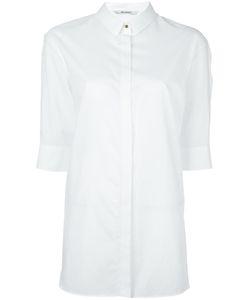 Neil Barrett   Three-Quarter Sleeve Shirt Xs Cotton