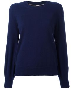 Burberry | Balloon Sleeve Jumper Large Cashmere