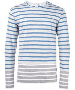 Comme Des Garçons Shirt Boy   Striped Sweatshirt Medium Cotton Comme Des Garçons Shirt