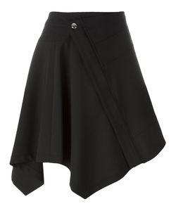 Diesel Black Gold | Ostiolli Skirt 40 Polyester/Virgin Wool/Spandex/Elastane