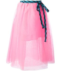 Marc Jacobs | Full Tulle Skirt 2 Polyester/Silk
