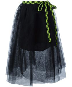 Marc Jacobs | Full Tulle Skirt 4 Polyester/Silk