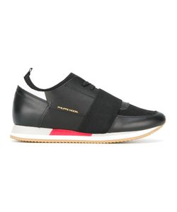 Philippe Model | Panelled Sneakers 41 Leather/Rubber/Neoprene