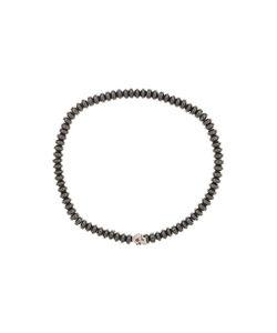 LUIS MORAIS | Mini G6 Side Skull Beaded Bracelet